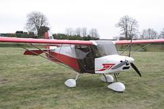 G-SKRA Best Off Skyranger [BMAA HB 458] Popham 050512