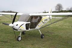 G-CGWL Best Off Skyranger [BMAA HB 601] Popham 050512