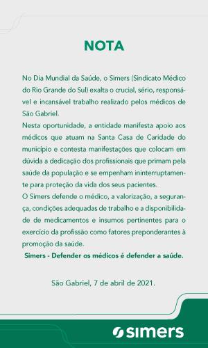 Simers - Defender os médicos é defender a saúde