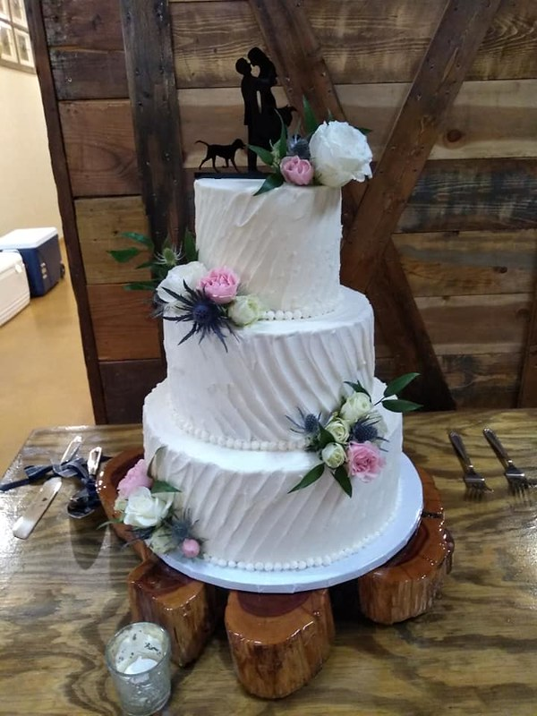 Cake by Blue Poppy Cakes