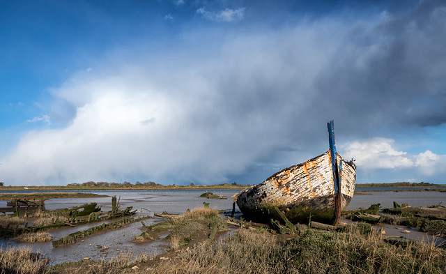 Boat Wreck and Snow Shower cr (1 of 1)