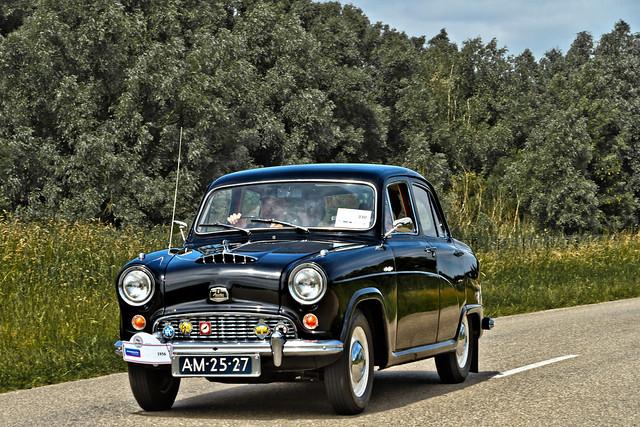 Austin A50 Cambridge 1956 (3981)