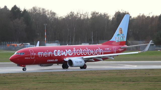 Tuifly, D-ABMV,MSN 37785,Boeing 737-86J, 05.04.2021,HAM-EDDH, Hamburg