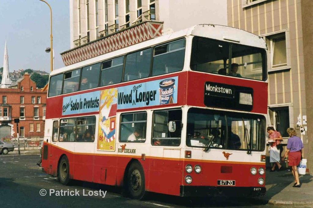 Bus Éireann D671 (671ZO).
