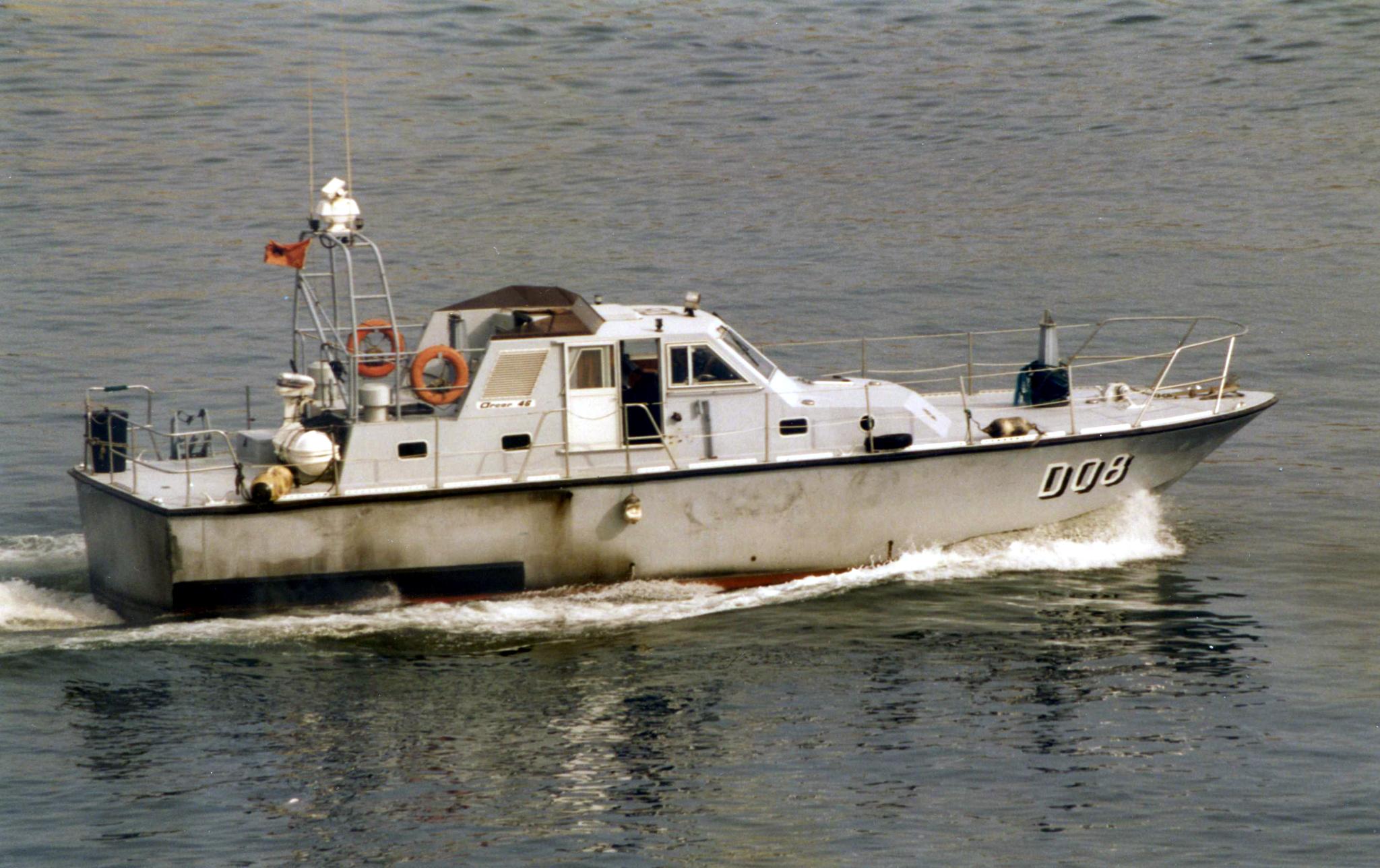 Moroccan Law Enforcement & Cost Guard Fleet / Vedettes de Surveillance et les Gardes des Côtes - Page 6 51101609198_96f5f660bb_o_d