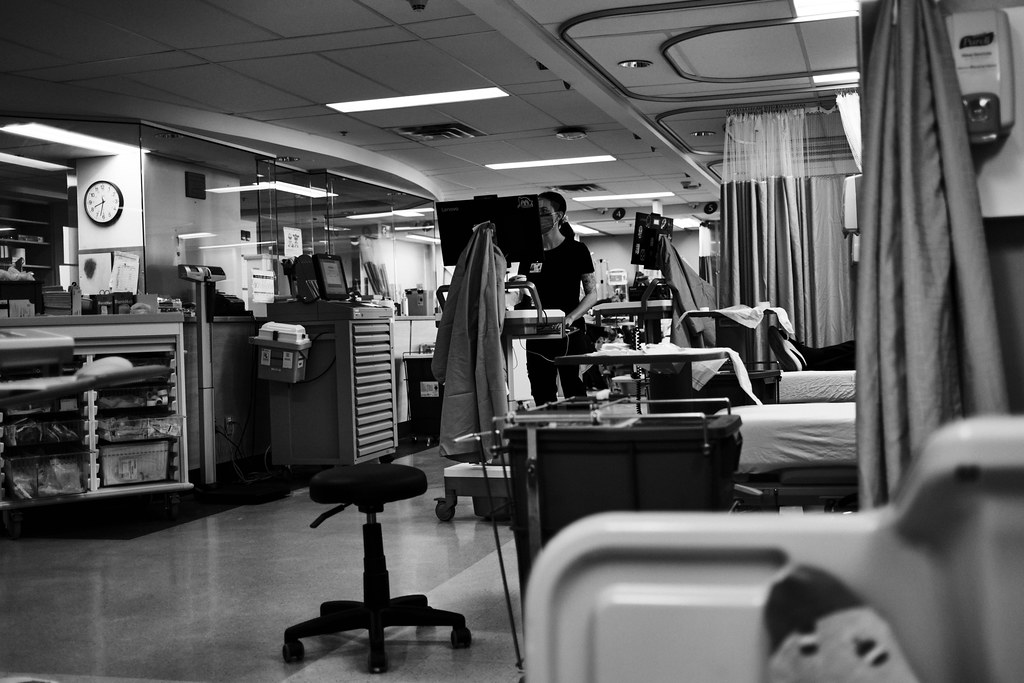 97/365 : The Medical Daycare