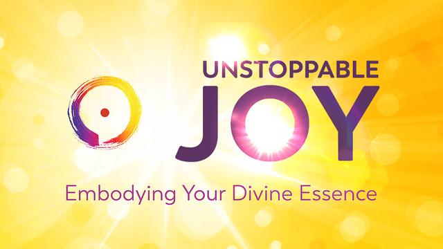 Unstoppable Joy - April 9 to 11, 2021
