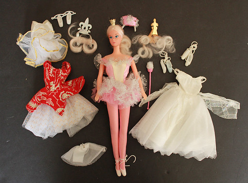 Ballerina Barbie Lot