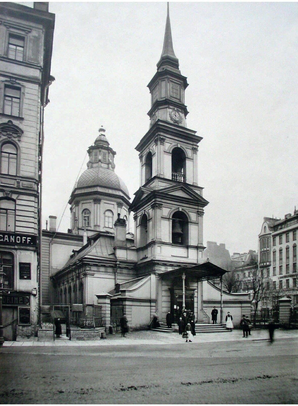 37. Церковь св. Симеона и Анны