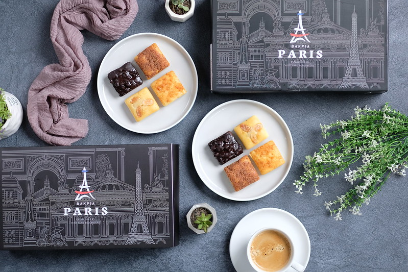 Bakpia Paris dari Bakpia Juwara Satoe