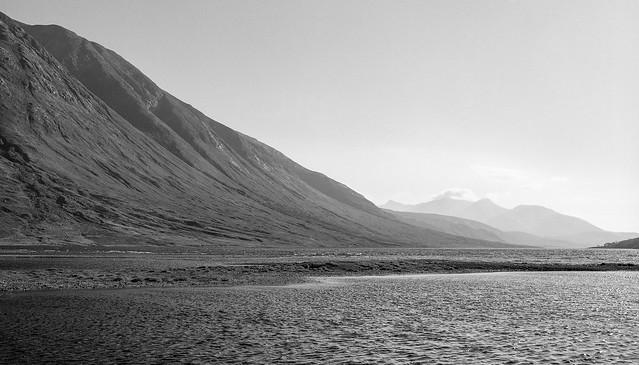 Wide open vista at Loch Etive