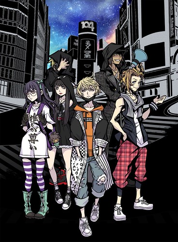 Neo: The World Ends with You erscheint für PlayStation am 27. Juli