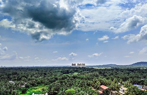 vadakunathanresidency india trichur kerala keralam keralaindia penthouse view places binodtherat