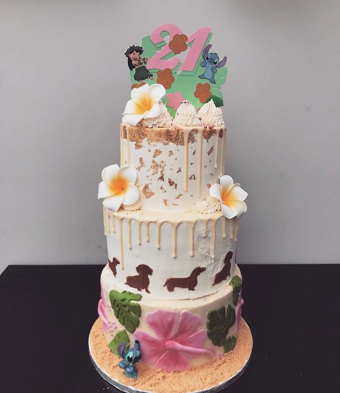 Cake by Jess Burley
