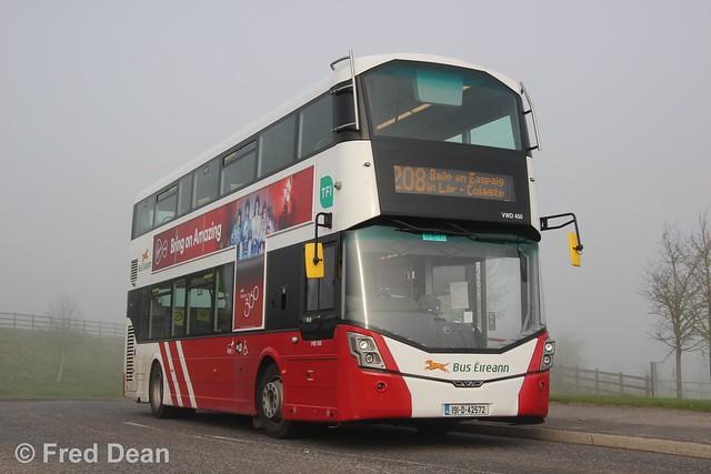 Bus Éireann VWD450 (191D42572).