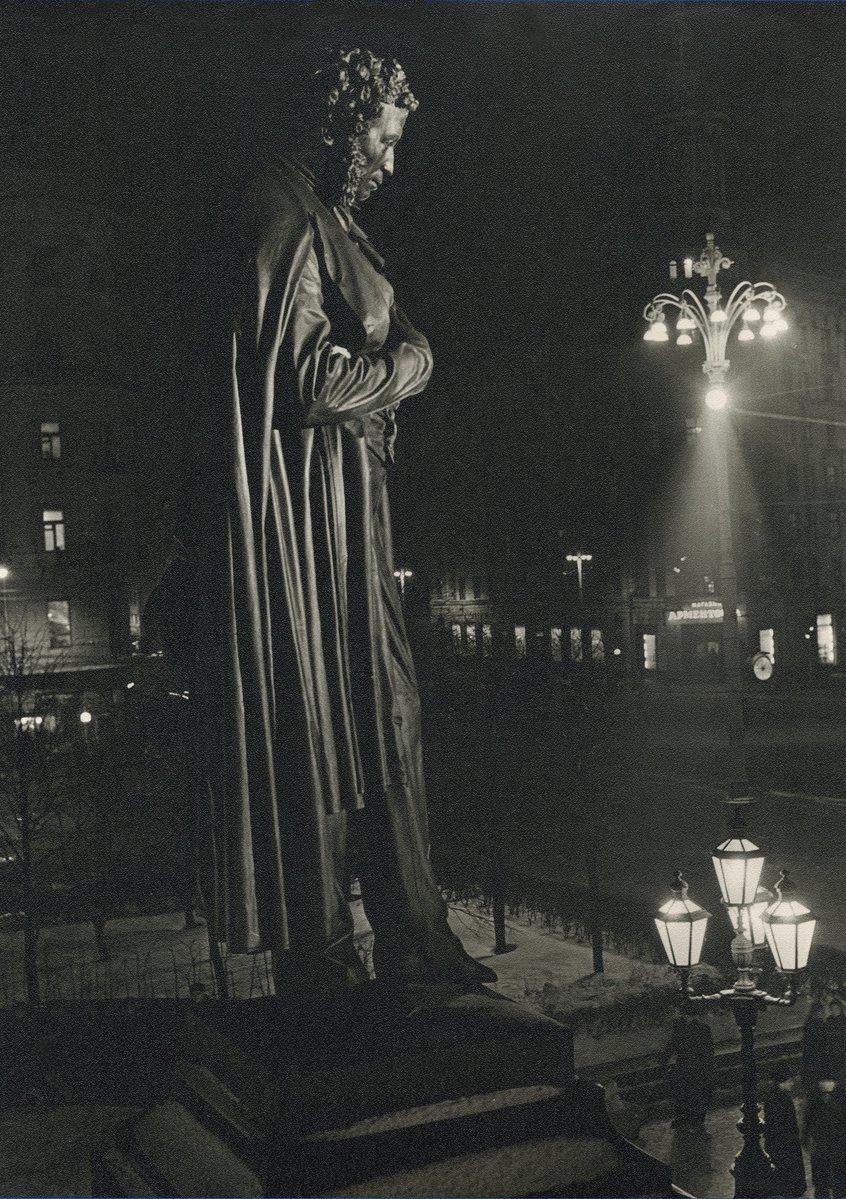 1955. С Пушкиным на дружеской ноге