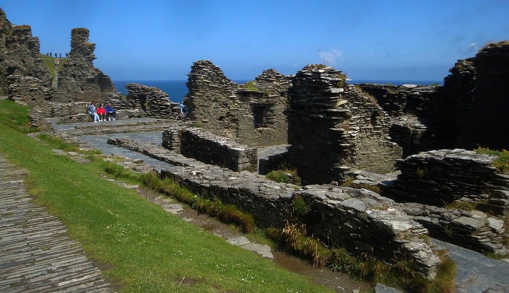 [98077] Tintagel Castle