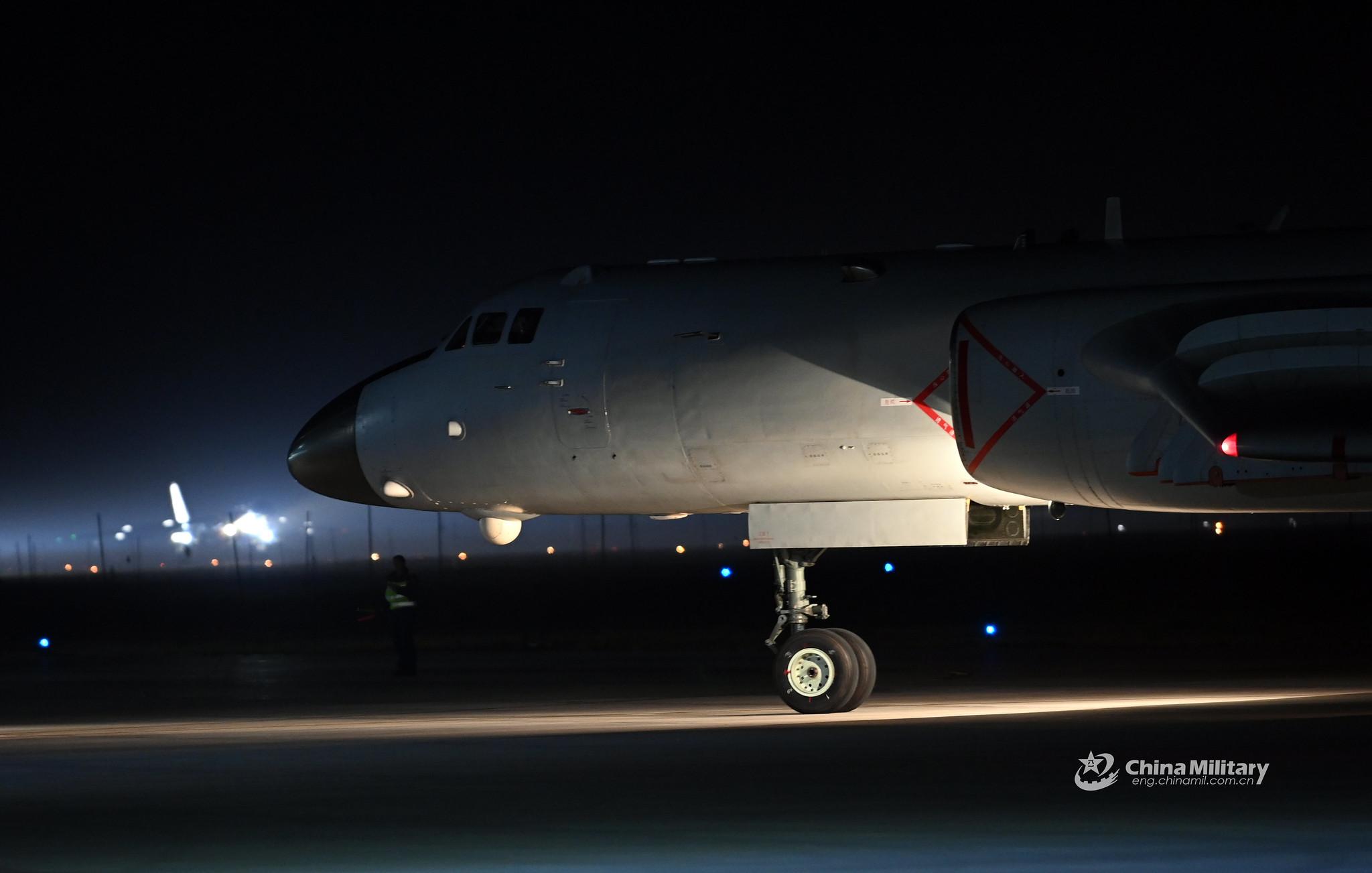 PLA Air Force General News Thread: - Page 11 51101817305_05754b2ca9_k
