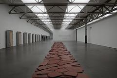 Richard Long @ Museum De Pont, June 2019