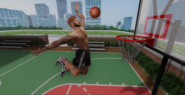 Slam dunk!!