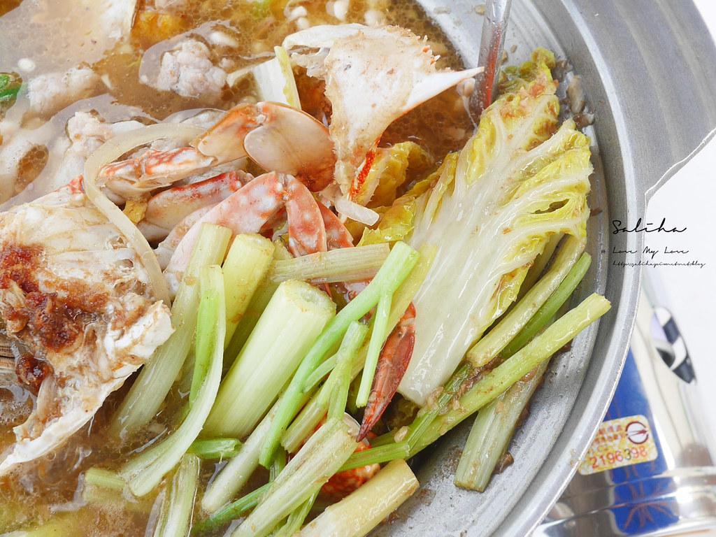 基隆市安樂區湖海路餐廳推薦喫吧海鮮外木山景觀餐廳外木山美食推薦 (2)