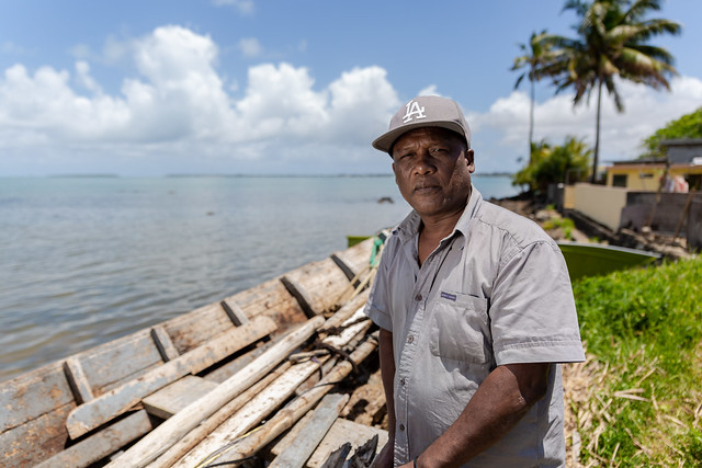 Coastal communities impacted by Wakashio Oil Spill