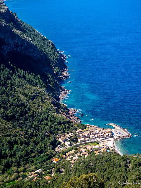 Port de Valldemossa, Serra de Tramuntana, Mallorca.