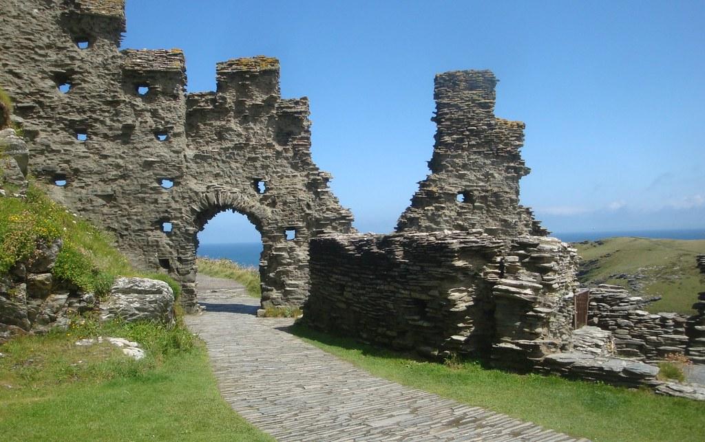 [98079] Tintagel Castle