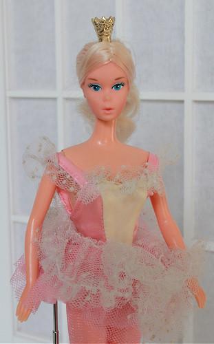 Ballerina Barbie 1975