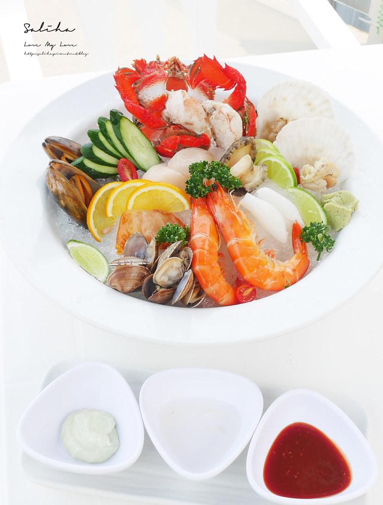 基隆餐廳推薦外木山玩水海邊一日遊喫吧海鮮基隆看海餐廳下午茶不限時間可久坐 (6)