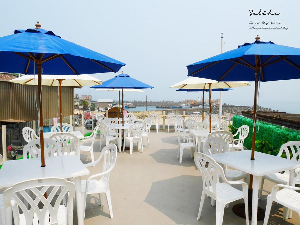 基隆外木山景觀餐廳推薦喫吧海鮮平價美食人氣小吃水果冰海鮮中式熱炒 (3)