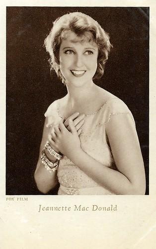 Jeannette Macdonald