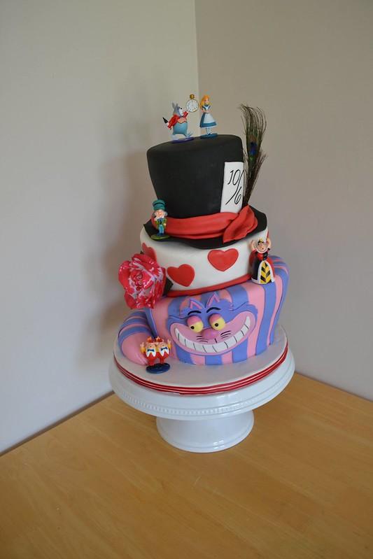 Cake by Emily Kaye's Custom Cakes