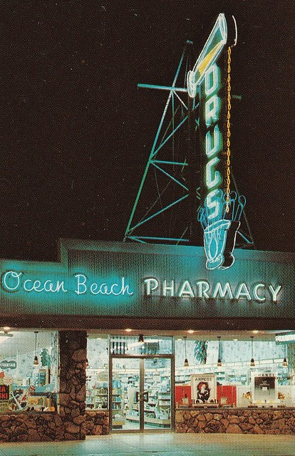 Ocean Beach Pharmacy - San Diego, Calif.