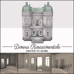 NOMAD // Dimora Rinascimentale