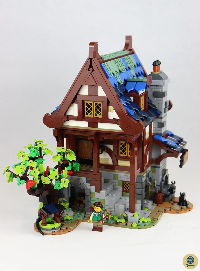 21325 Medieval Blacksmith 9