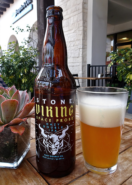 photo - Viking Space Probe IPA Beer, Stone Brewing