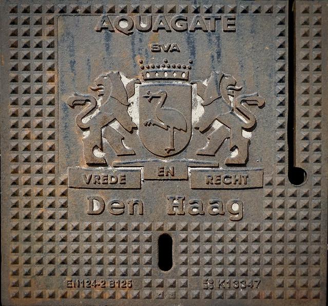 Putdeksel Den Haag