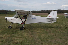 G-CCZM Best Off Skyranger [BMAA HB 372] Popham 050512