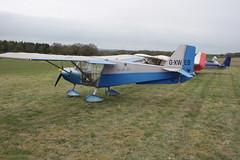 G-XWEB Best Off Skyranger [BMAA HB 443] Popham 050512