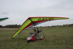G-ELSI Air Creation Tanarg [BMAA HB 466] Popham 050512