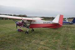 G-CZMI Best Off Skyranger [BMAA HB 307] Popham 050512