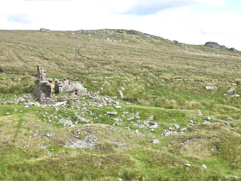 Day 1: Bleak House and Green Tor