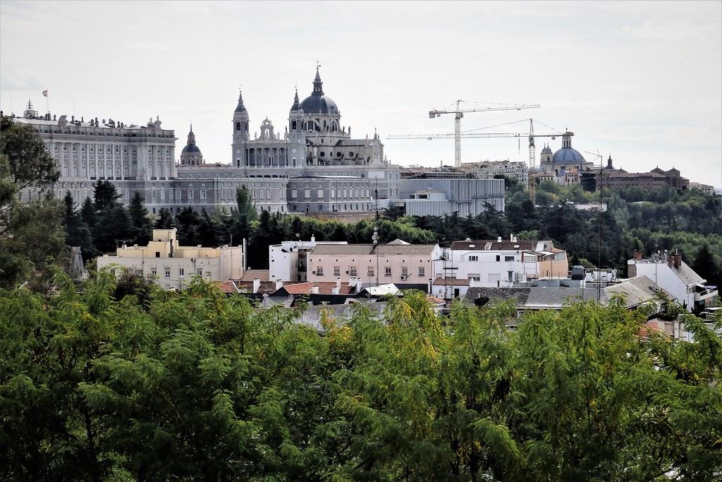 Madrid - Palacio Real, La Almudena