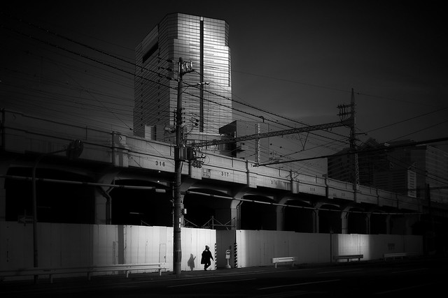 Light and Shadow in the City