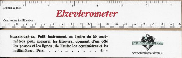 ElzevierometerStichtingDesiderataHorizontaal