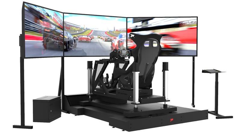 ProSimu T7 Pro Simulator