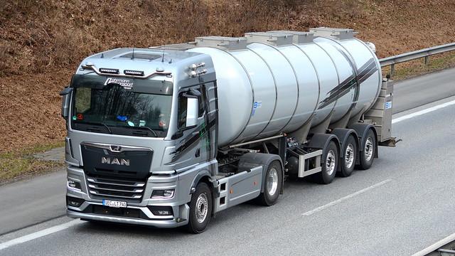 D - MAN New TGX GM - Lahrmann Transport