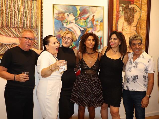 יוצרות ישראליות איילת בוקר היוצרות האמניות הציירות הישראליות העכשוויות המודרניות