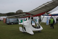 G-PLSR P&M Aviation PulsR [8607] Pophmam 050512